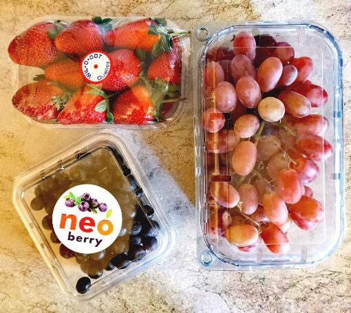 Picture of Berries & Grapes combo