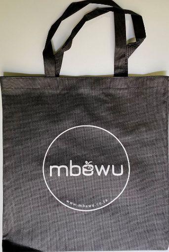 Picture of mbewu shopper bag